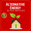 Thumbnail Alternative Energy Plr Private label articles