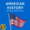 Thumbnail American History Plr Private label articles