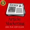 Thumbnail Articles Marketing Plr Private label articles 2016