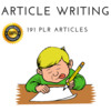 Thumbnail Article Writing Plr Private Label Articles 2016