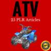 Thumbnail ATV - High Quality PLR Private Label Articles