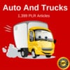 Thumbnail Auto and Trucks - High Quality PLR Private Label Articles