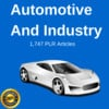 Thumbnail automotive and Industry - Quality PLR Private Label Articles