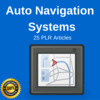 Thumbnail Auto Navigation Systems - High Quality PLR Articles 2016