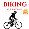 Thumbnail Biking - High Quality PLR Private Label Articles