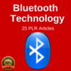 Thumbnail Bluetooth Technology - Quality PLR Private Label Articles