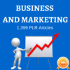 Thumbnail Business and Marketing Private Label Rights PLR Articles