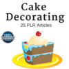 Thumbnail Cake Decorating Private Label Rights PLR Articles 2016