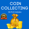 Thumbnail Coin Collecting - High Quality PLR Articles, Private Label