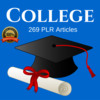 Thumbnail College - High Quality Private Label Rights PLR Articles