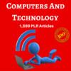 Thumbnail Computer And Technology - Quality PLR Private Label Articles