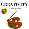 Thumbnail Creativity - PLR Private Label Rights Articles on Tradebit