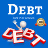 Thumbnail Debt - Quality Private Label Right PLR Articles on Tradebit
