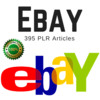 Thumbnail ebay - High Quality PLR Private label Rights Articles