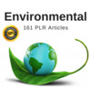 Thumbnail Environmental - PLR Private Label  Righ Articles on Tradebit