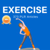 Thumbnail Exercise and Fitness - PLR Private Label Rights Articles