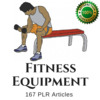 Thumbnail Fitness Equipment  PLR Private Label Rights Articles