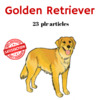Thumbnail Golden Retriever - PLR Private Label Rights Articles