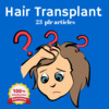 Thumbnail Hair Transplant - PLR MRR Private Label Rights Articles
