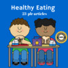 Thumbnail Healthy Eating - PLR MRR Private label Rights Articles