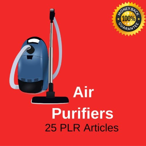 Pay for Air Purifiers plr private label articles