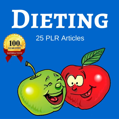 Pay for Dieting - Private Label Rights PLR Articles on Tradebit