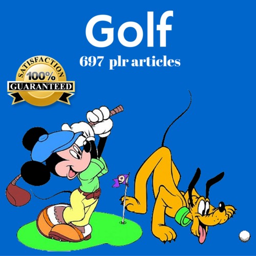 Pay for Golf - PLR MRR Private Label Rights Articles