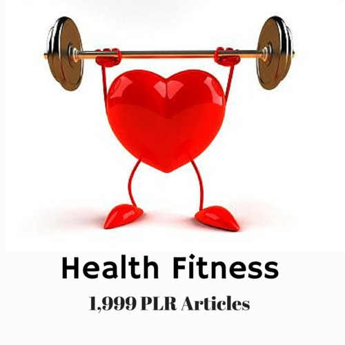 Pay for Health and Fitness - PLR MRR Private label Rights Articles