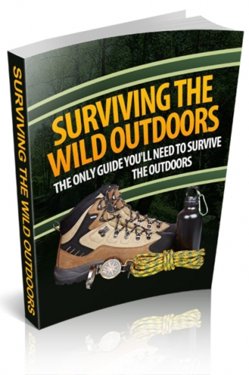 Pay for Survival Guide How To Survive The Great Outdoors!