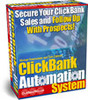 Thumbnail clickbank pro automation system with master resale rights