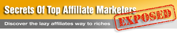 Pay for secrets of top affiliate marketers with resale rights