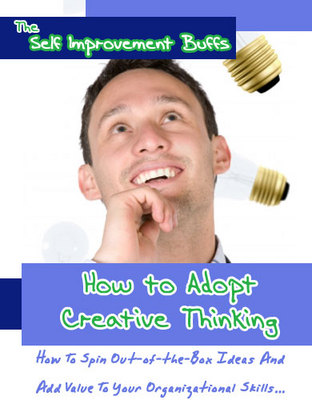 Pay for How to Adopt Creative Thinking