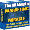 Thumbnail The 30 Miniute Marketing Miracle