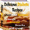 Thumbnail Delicious Diabetic Recipes-Over 500 Yummy Recipes