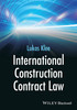 Thumbnail International Construction Contract Law