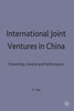 Thumbnail International Joint Ventures in China