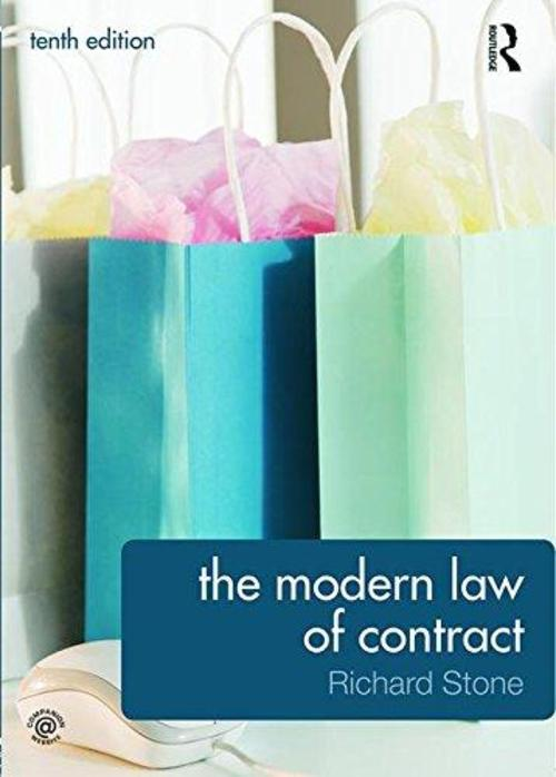 Pay for The Modern Law of Contract