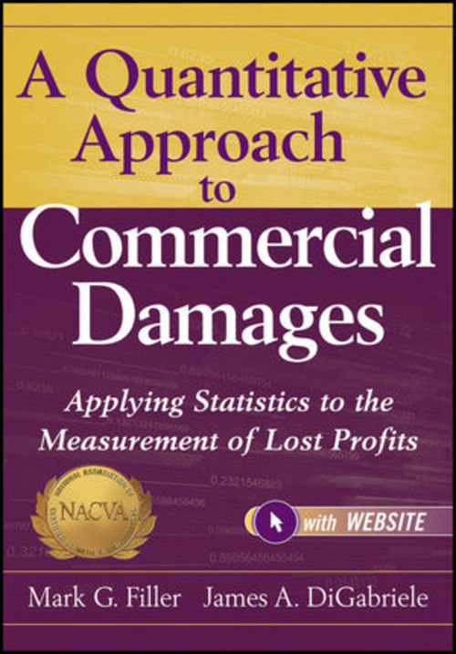 Pay for A Quantitative Approach to Commercial Damages