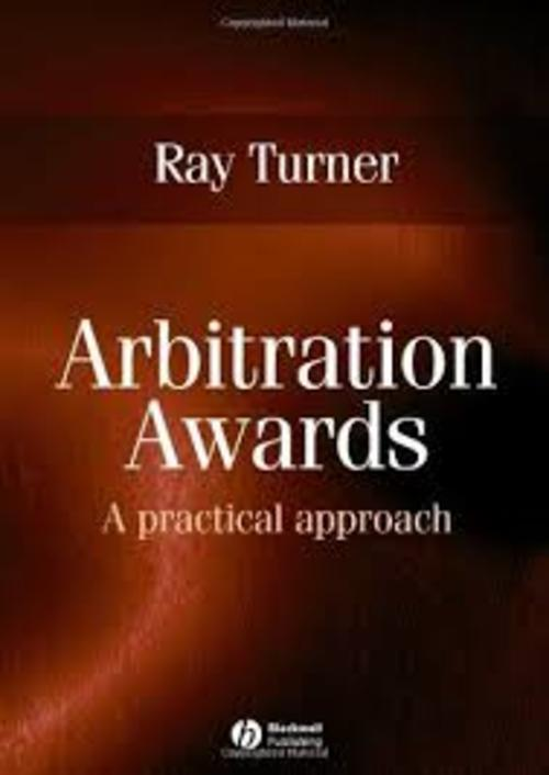 Pay for Arbitration Awards - A Practical Approach