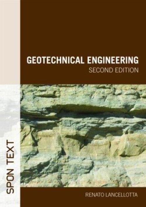Pay for Geotechnical Engineering (2nd Edition)