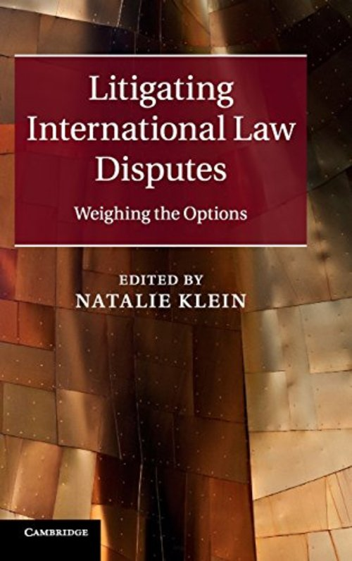 Pay for Litigating International Law Disputes