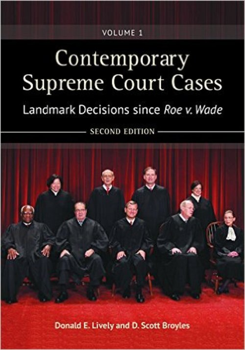Pay for Contemporary Supreme Court Cases