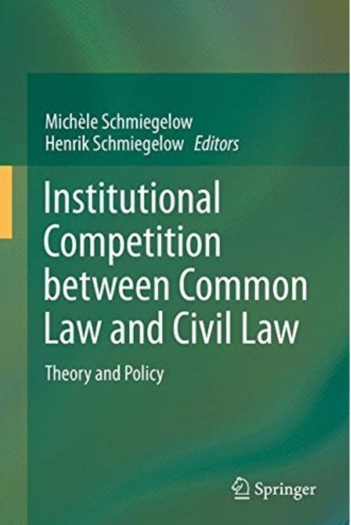 Pay for Institutional Competition between Common Law and Civil Law