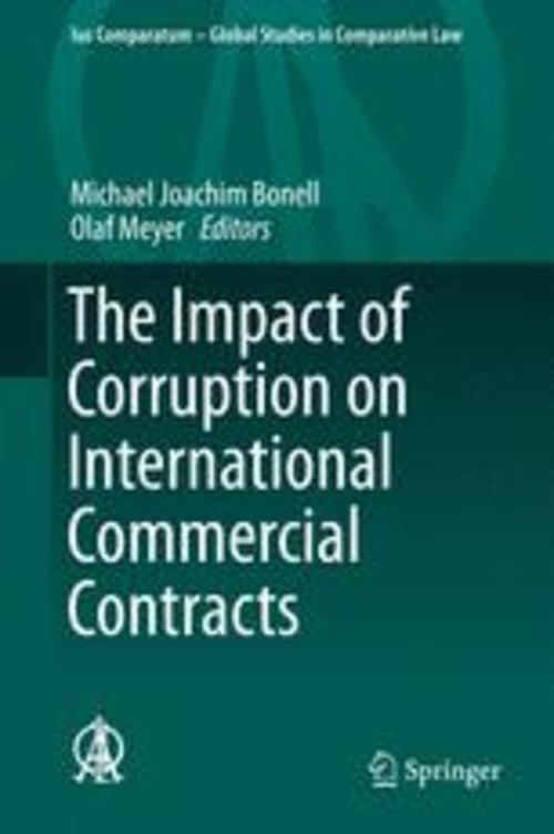Pay for The Impact Corruption on International Commercial Contracts
