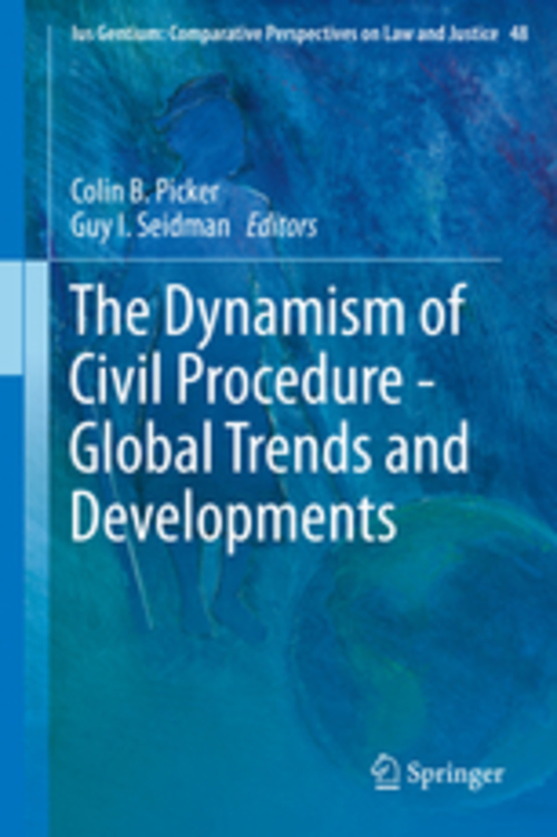 Pay for The Dynamism of Civil Procedure - Global Trends