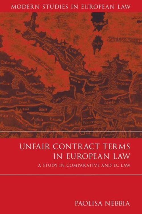 Pay for Unfair Contract Terms in European Law