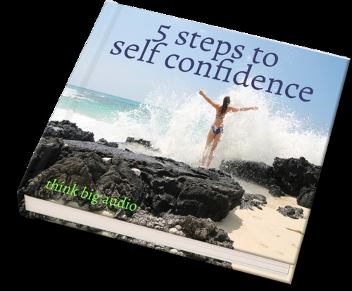 Pay for 5 steps to self confidence
