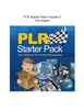 Thumbnail PLR Starter Pack Volume 3 - The Expert (Part of a set of 3)