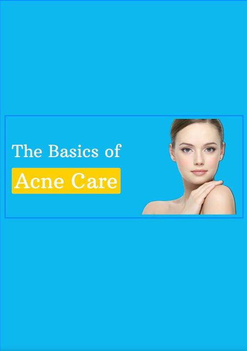 Pay for The Basic of Acne Care