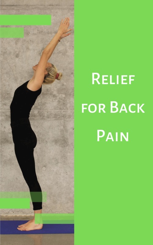 Pay for Relief for Back Pain